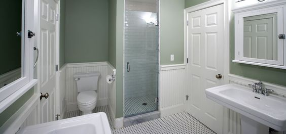 Jack and jill jack o 39 connell and bathroom sinks on pinterest - Jack and jill sinks ...