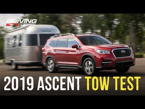 So Yes It Can Tow This Model Of Airstream 4300 Lbs On A Flat Road But I D Be Interested In A Demonstration Going Up Down A Gr Subaru Forester Subaru Towing