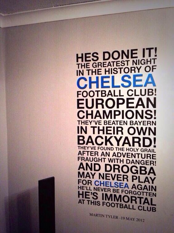 He's done it... #cfc #chelseafc
