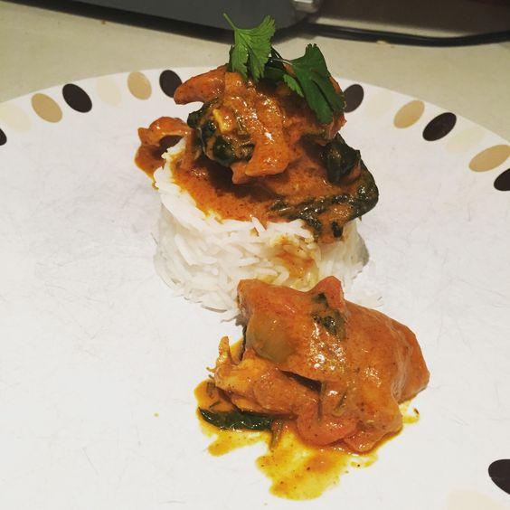 [Homemade] Chicken Tikka Masala #recipes #food #cooking #delicious #foodie #foodrecipes #cook #recipe #health