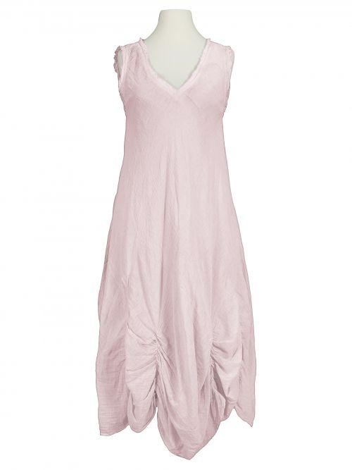 Damen Baumwollkleid, rosa von Montan bei www.meinkleidchen.de