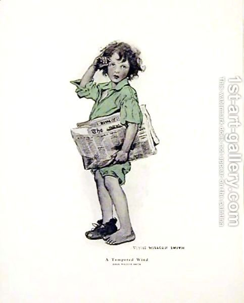 Jessie Wilcox-Smith: A Tempered Wind