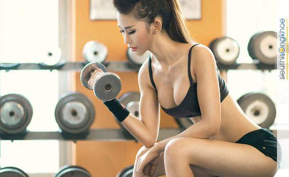 tập gym có gây yếu sinh lí không