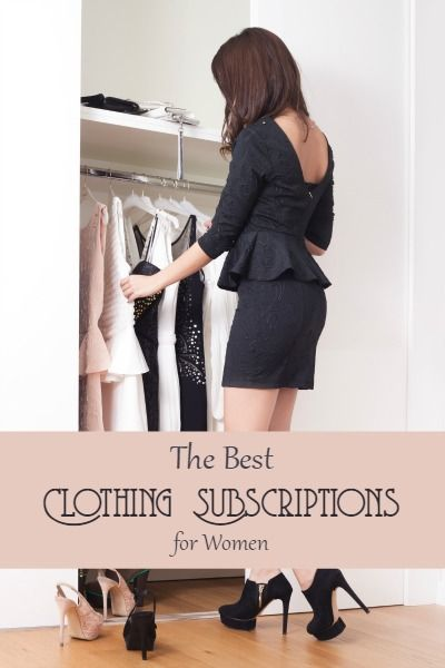 Online women's clothing subscription