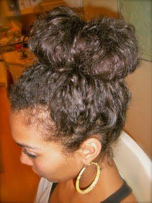 huge bun :O