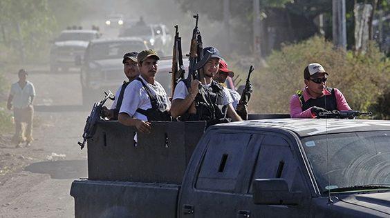 ¿México, al borde de una guerra civil?: tropas entran en Michoacán por feroces combates