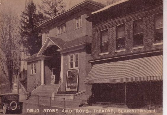Drug Store and Theatre