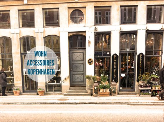 Amalie loves Denmark: Tolle dänische Wohnaccessoires in Kopenhagen