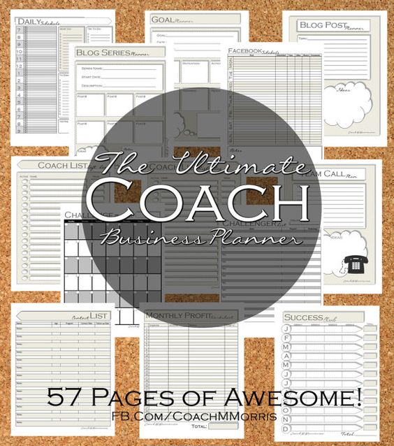 The ULTIMATE Business PLANNER and social by ToInsanityAndBack #SEO ...