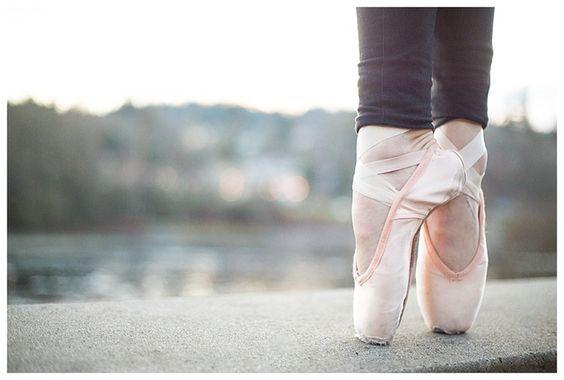 Ballet shoe #ballet #pointe #balletshoes #seattlephotographer
