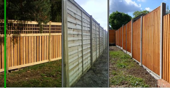 Different Types Of Yard Fences Fences And Gates We