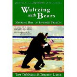 http://baotoanvon.com/books/0932633609.isbn Waltzing With Bears: Managing Risk on Software Projects (Paperback) , risk management  Any software project that's worth starting will be vulnerable to risk. Since greater risks bring greater rewards, a company that runs away from risk will soon find itself lagging behind its more adventurous competition. By ignoring the threat of negative outcomes—in the name of positive thinking or a Can-Do attitude—software managers drive their organizations…