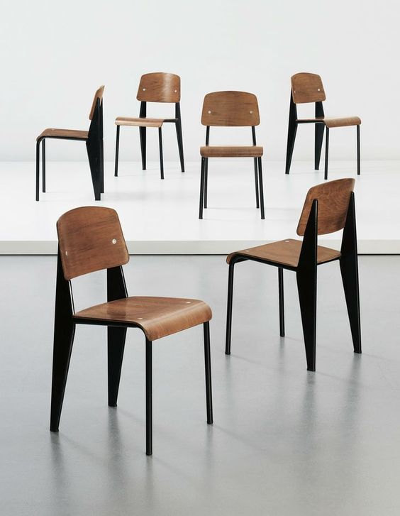 urbnite — Jean Prouve Standard Chair