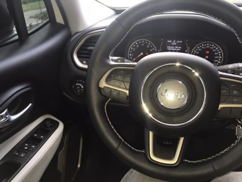 Volante Do Jeep Renegade Pcd 2019 Jeep Renegade Jeep Carros Pcd