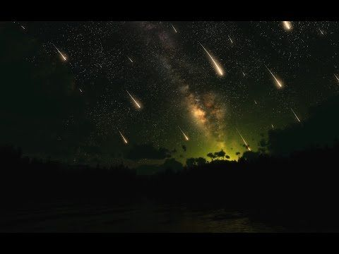 The Meteor Shower Of The Decade! Planet X Nibiru Is Coming? - YouTube