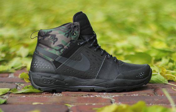Nike ACG Alder Mid OMS ERDL 'Black & Camo'