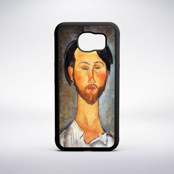 Amedeo Modigliani - Leopold Zborowski Phone Case