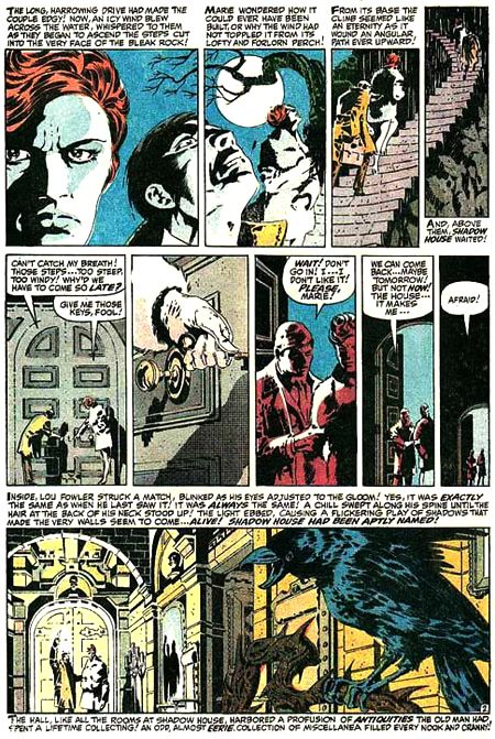 Image result for steranko at the stroke of midnight