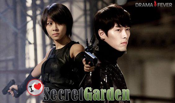 I ♥ Secret Garden