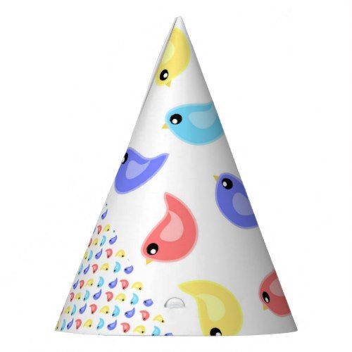 Pin On Kids Birthday Party Paper Hats Custom Personalized Editable