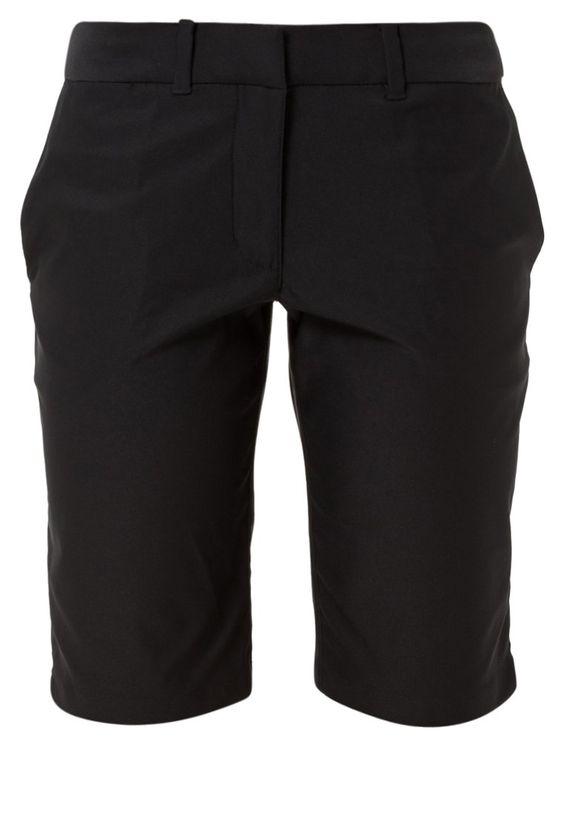 Shorts Nike Golf Pantacourt de sport - black noir: 75,00 € chez Zalando (au 25/02/16). Livraison et retours gratuits et service client gratuit au 0800 740 357.