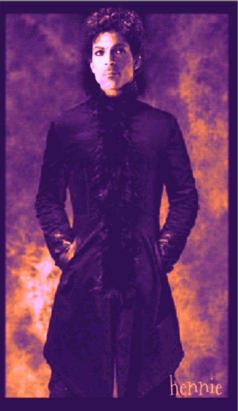HM Amazing picture of Prince