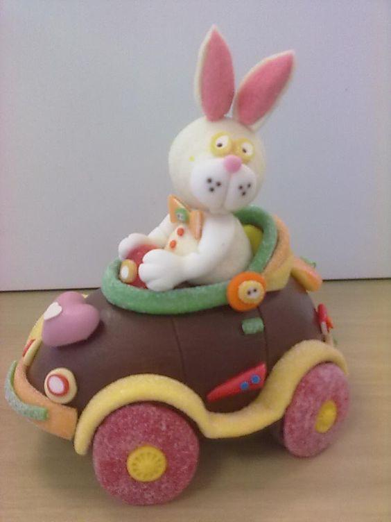 Outro  carrinho do coelho!!!