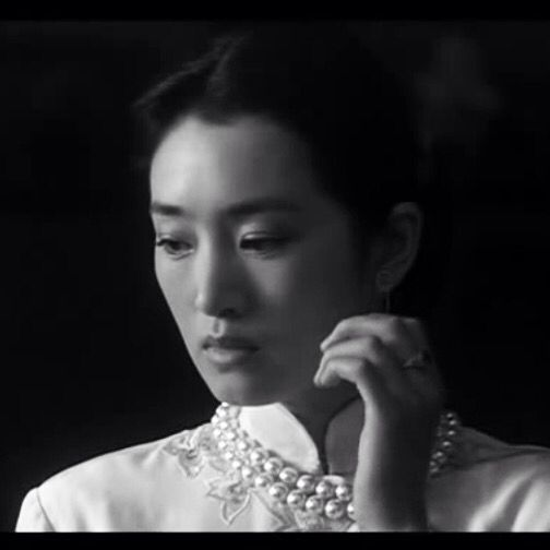 Gong Li in Farewell My Concubine