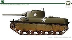 The Heavy Tank M6