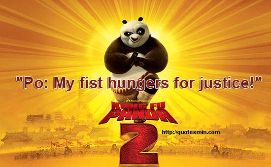 2 Movie, Kung Fu Panda And Movie Quotes On Pinterest