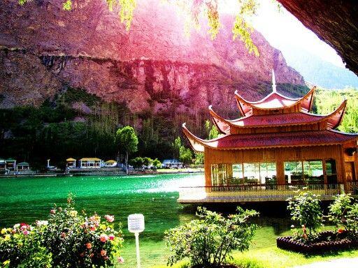 Shangri-la #Pakistan