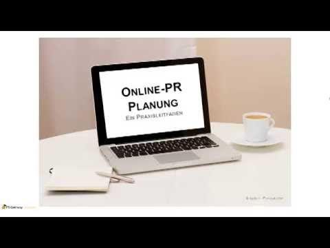 """Der Praxisleitfaden begleitet #PR-Verantwortliche Schritt für Schritt bei der Erstellung einer #Jahresplanung. PR-Verantwortliche entwickeln eine #Kommunikations-#Strategie, mit der sie das gesamte Jahr über im Internet präsent bleiben.  Laden Sie den Praxisleitfaden """"Online-PR Planung"""" herunter: http://pr-gateway-academy.de/praxisleitfaden-online-pr-planung-premium-mit-video-seminar/"""