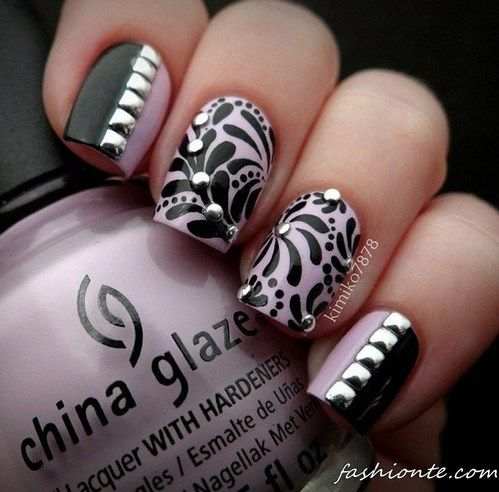150+ Latest Nail Art Ideas for Perfect Summer 2016 2017 | | Nails ...