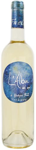 L'Alba de Mar. Bodegas Faelo #Vino Blanco #Chardonnay  4 meses en barrica
