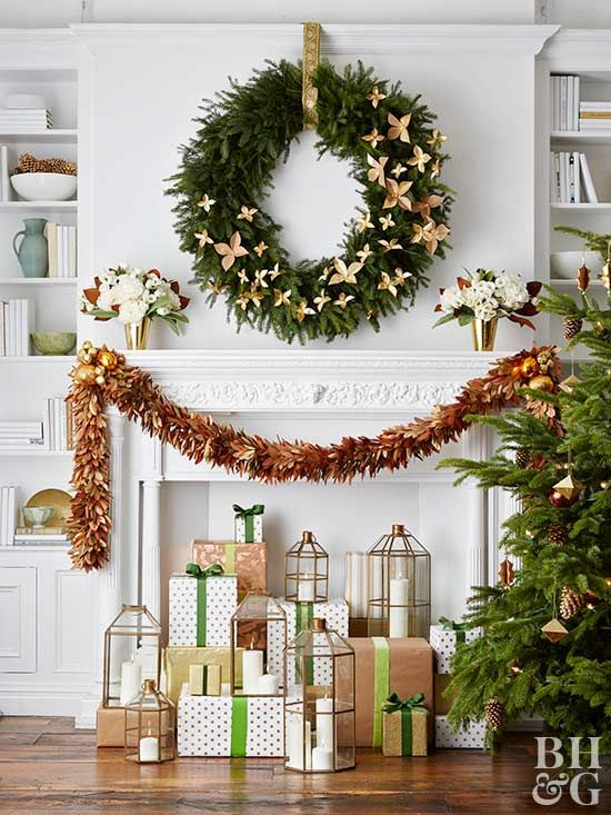 Pretty Paper Christmas Crafts That Are Totally Doable