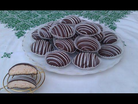 حلوى المايزينا السهلة و الهشة و اللذيذة - YouTube