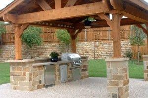 Outdoor Kitchen Plans Pdf: Diy Outdoor Kitchen Plans