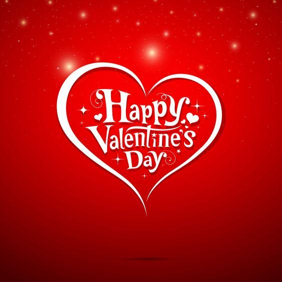 Para el día de san Valentín