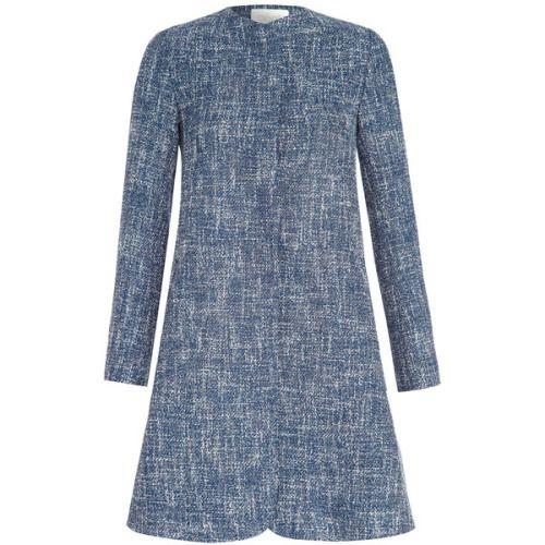 Goat coat - Zara Philips: