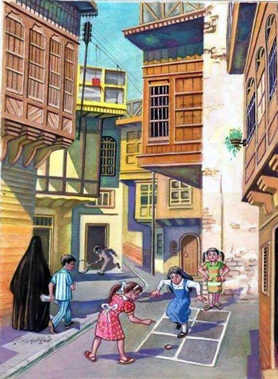لوحات تراثية عراقية Cb5fe9f339167c6be9054eb0d1d45d8b