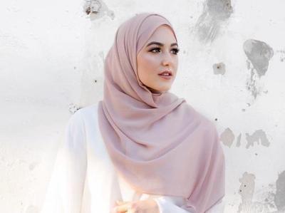 Tutorial Hijab Pashmina Sifon Sifon Jilbab Cantik Selendang