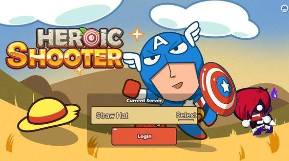 Heroic Shooter