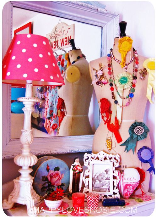 A Happy Loves Rosie Display...: