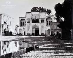عمارت اندرونی کاخ گلستان - Google Zoeken