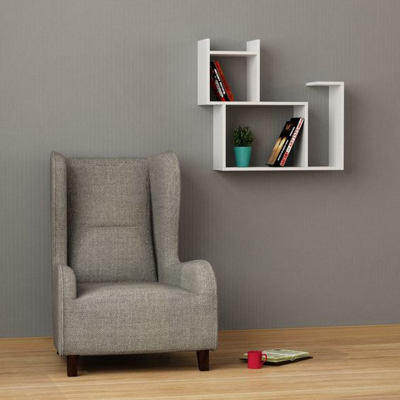 Cat Wall Shelf Small Creative Spaces Pinterest Wall
