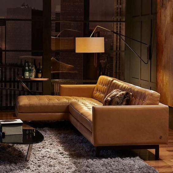 Ưu tiên chọn sự thỏa mái dù mua sofa da thật ở đâu