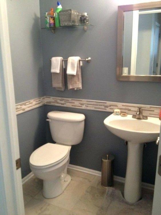 Bathroom Decor Small Half Bathrooms, Small 1 2 Bathroom Ideas