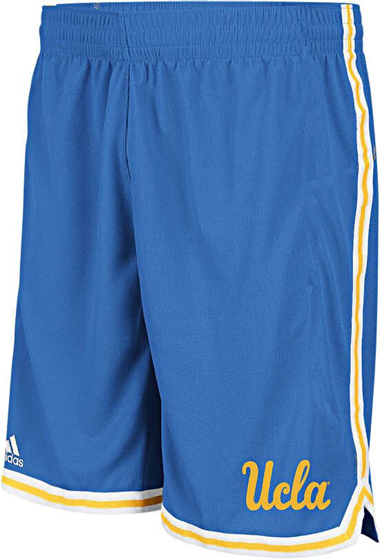 ucla basketball shorts adidas