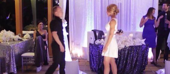 El primer baile de esta pareja de recién casados es simplemente maravilloso - http://viral.red/el-primer-baile-de-esta-pareja-de-recien-casados-es-simplemente-maravilloso/