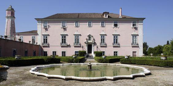 Palácio das Necessidades - Visita Virtual: